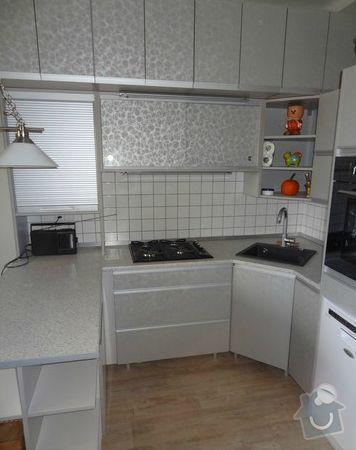 Kuchyňská linka: Linka_2