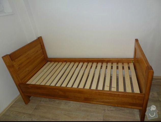 Kuchyňská linka: postel