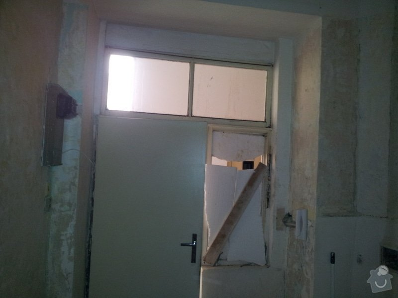 Rekonstrukce bytu v Brně: 20120727_194214