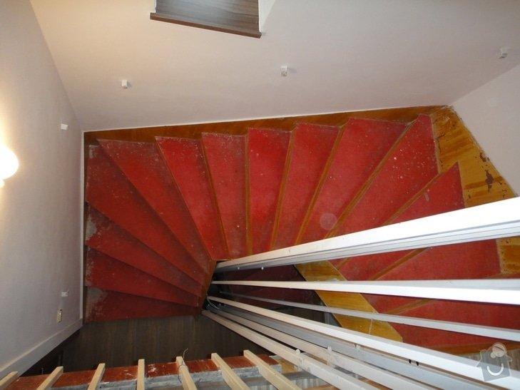 Renovace schodiště: 2.az3.NP_m