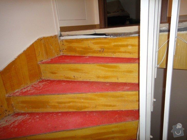 Renovace schodiště: 2.NP_posl_schod_m