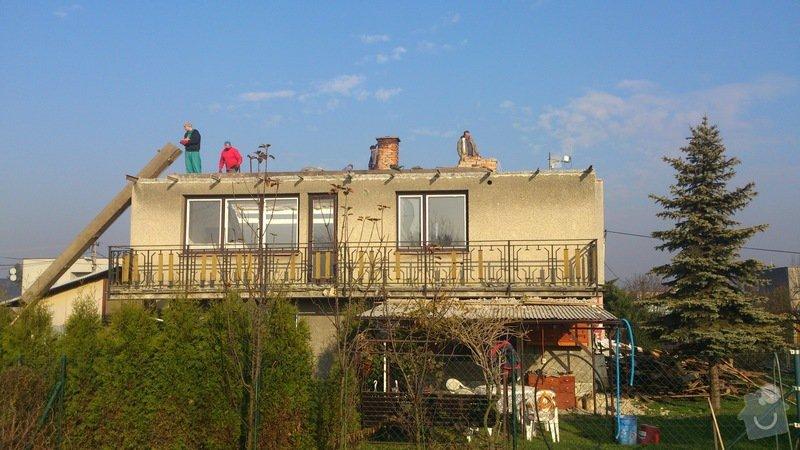 Nádstavba + střecha: DSC_0010