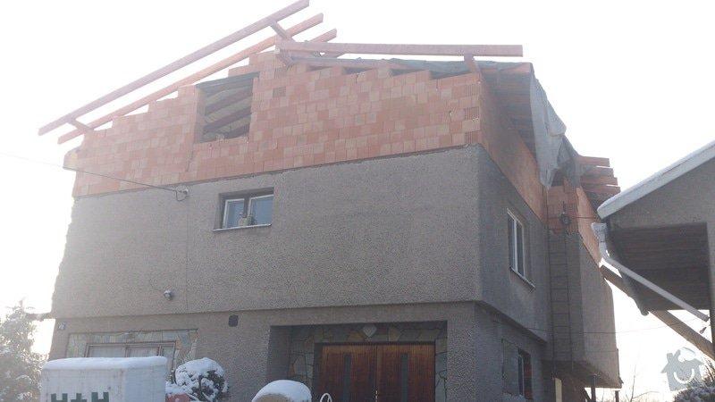 Nádstavba + střecha: DSC_0058