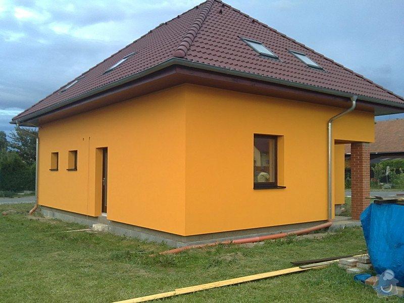 Zateplení fasády: 07082012162