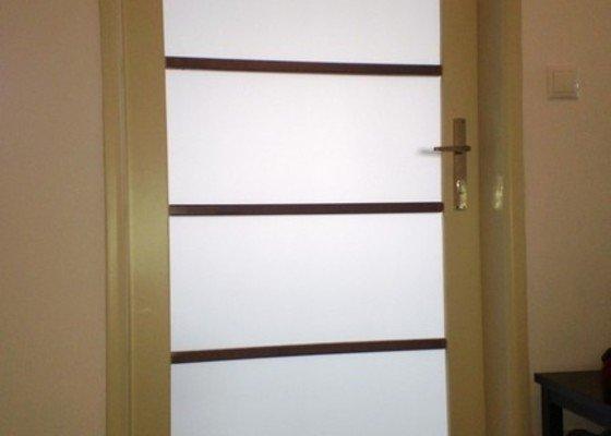Výroba interiérových dveří dle předlohy (kopie, replika)