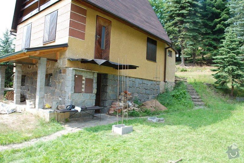Stavba balkonu u chatky 3x3,5m: jan_rubek_perstejn_hruby_okounov_01