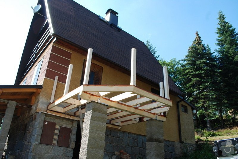 Stavba balkonu u chatky 3x3,5m: jan_rubek_perstejn_hruby_okounov_05