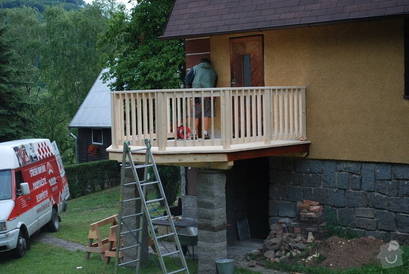 Stavba balkonu u chatky 3x3,5m: jan_rubek_perstejn_hruby_okounov_06