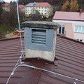 Oprava kominu na panelovem dome jan rubek kleizol kadan budovatelu 2011 klempirstvi pokryvacstvi 02