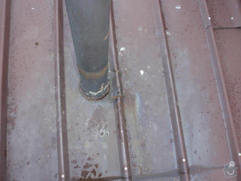 Oprava komínů na panelovém domě: jan_rubek_kleizol_kadan_budovatelu_2011_klempirstvi_pokryvacstvi_06