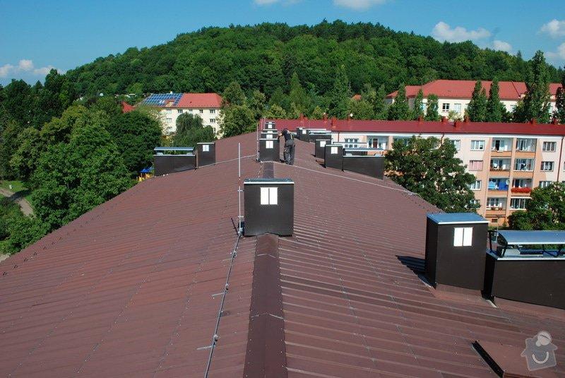 Oprava komínů na panelovém domě: jan_rubek_kleizol_kadan_budovatelu_2011_klempirstvi_pokryvacstvi_21