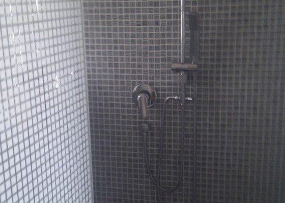 Obklady a dlazby v rodinnem dome/koupelny