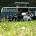 Finalizing interior classic vw camper van van 2