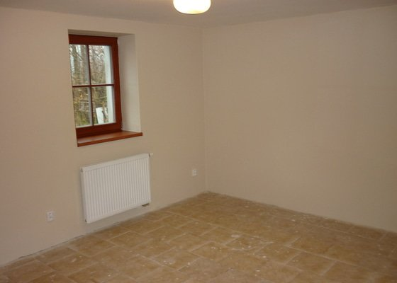Položení dřevěné plovoucí podlahy