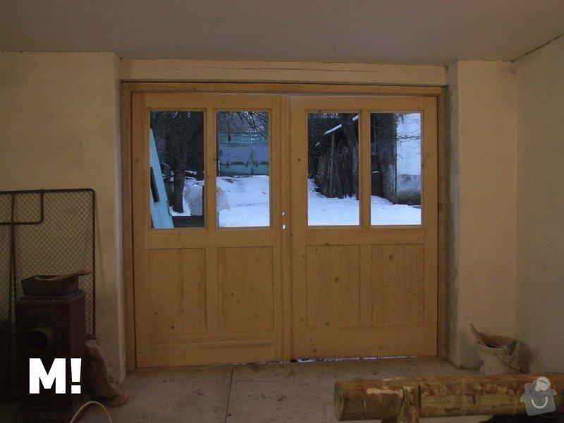 Vrata do garáže: DSCF1172