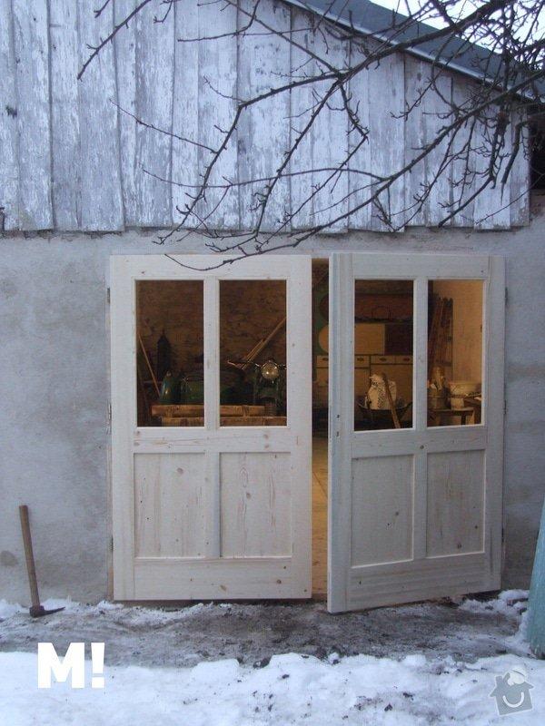 Vrata do garáže: DSCF1177