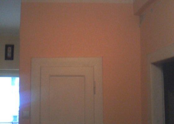 Rekonstrukce špajzu a bývalého záchodu na ložnici