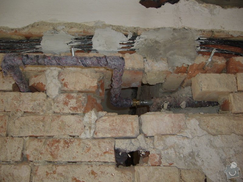 Rekonstrukce koupelny: Hruba_12