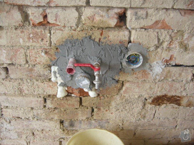 Rekonstrukce koupelny: Hruba_13