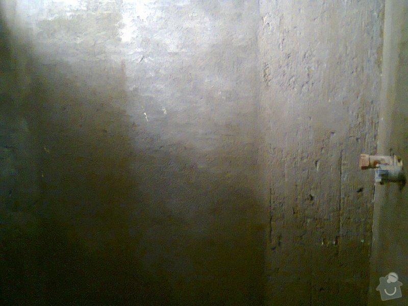 Rekonstrukce koupelny: Zed_10