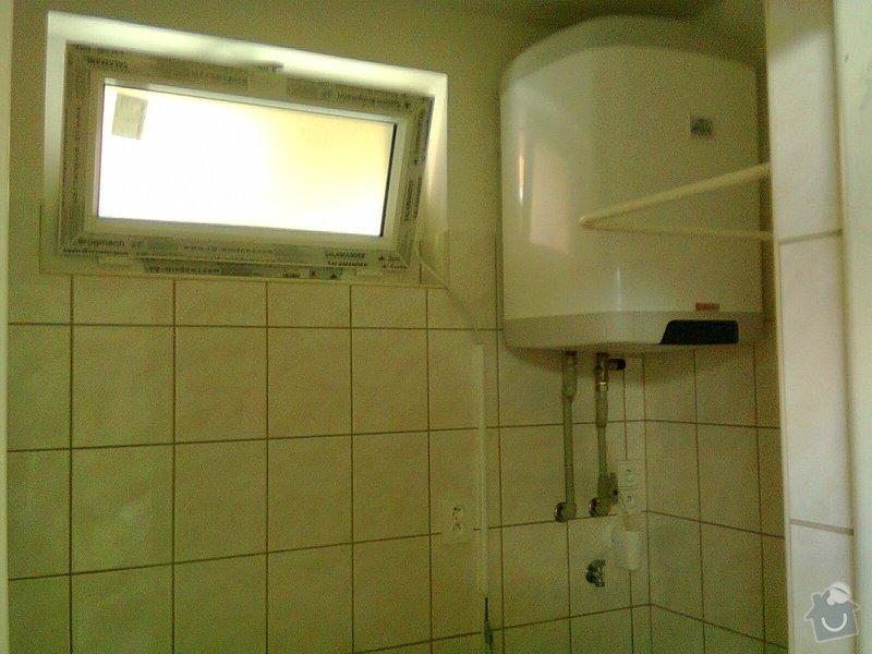 Rekonstrukce koupelny: Kompletace_3