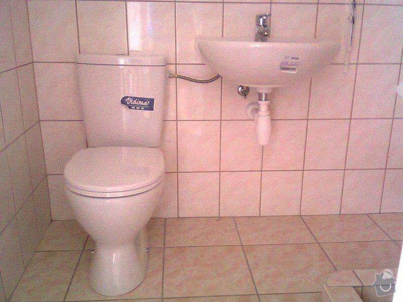 Rekonstrukce koupelny: Kompletace_6