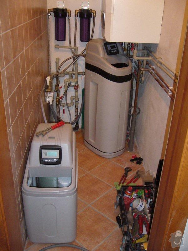 Změkčení vody z vodovodu a studny.: Změkčovače vody