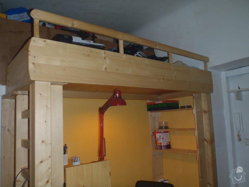 Patrová postel: P6130164