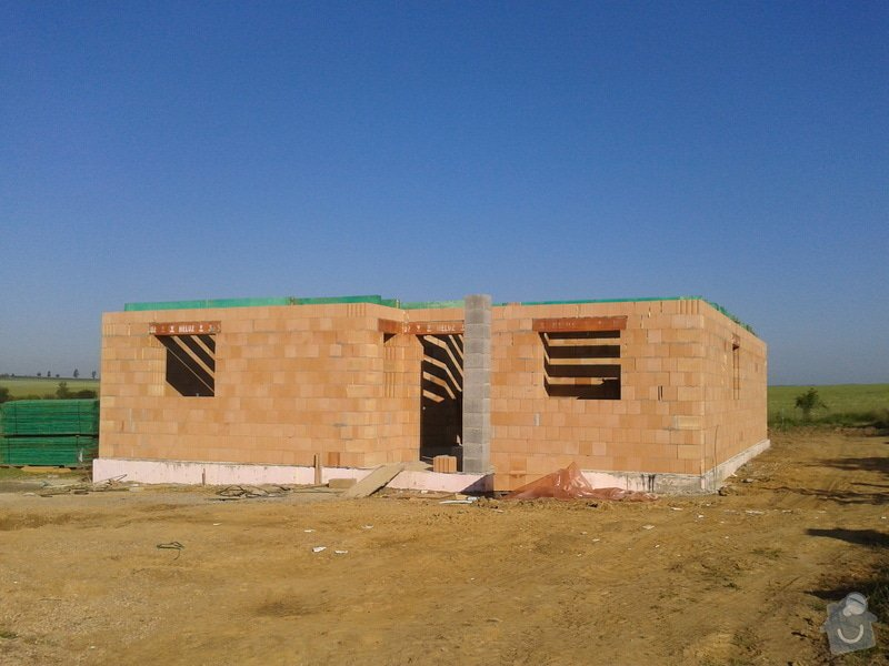 Výstavba RD na klíč: 2012-06-16_07.35.59