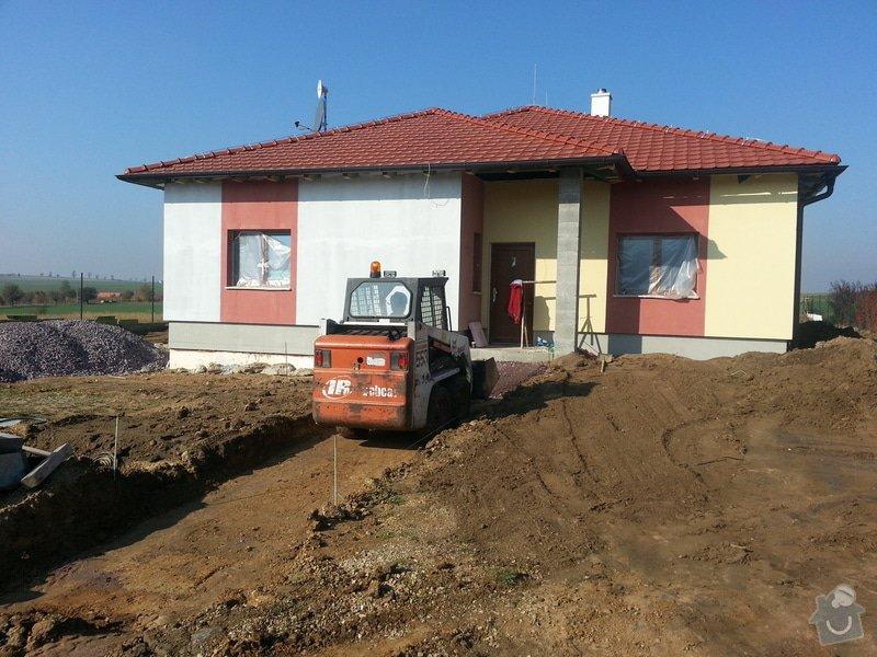 Výstavba RD na klíč: 20121020_113537