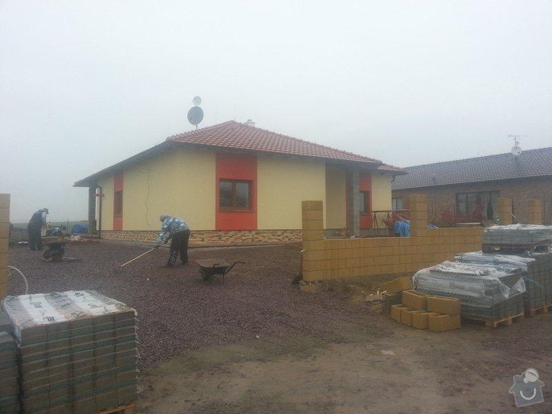 Výstavba RD na klíč: 20121112_081703