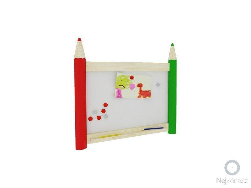 Nástěnná magnetická tabule: P1002-tabule
