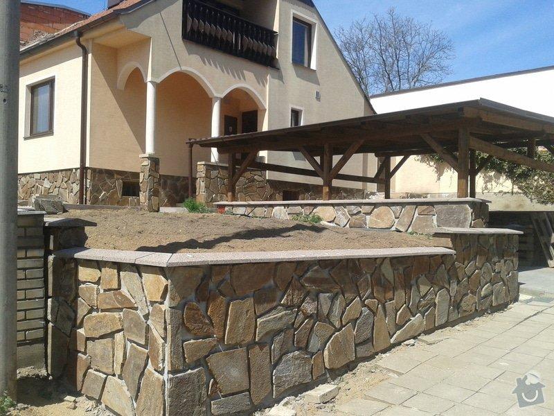 Obklad zídky přírodním kamenem: 2012-04-29_12.37.47