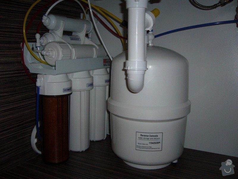 Kuchyňský filtr na vodu - Reverzní osmóza s mineralizátorem.: RO 6 M