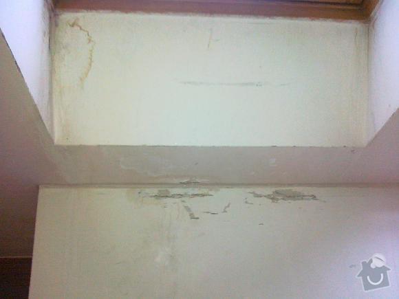 Výměny sádrokartonu  na 2 stěnách, ev. oprava: 22012013865