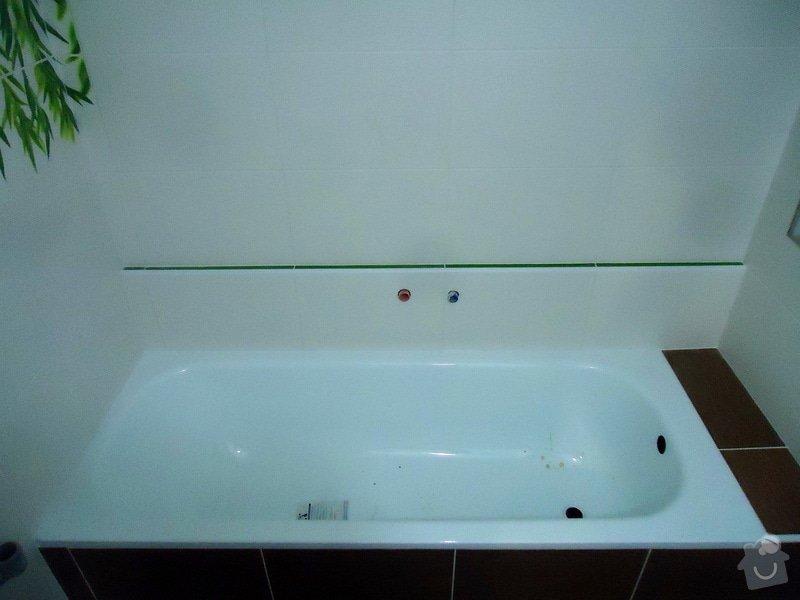 Obklad+dlažba wc a koupelna + dlažba v předsíni: 03