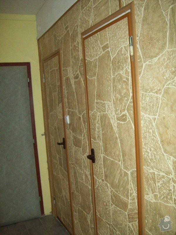 Rekonstrukce koupelny a WC v panelákovém bytě: 100_1209