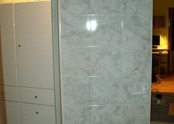Rekonstrukce koupelny a WC v panelákovém bytě