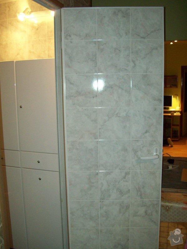Rekonstrukce koupelny a WC v panelákovém bytě: 100_1212