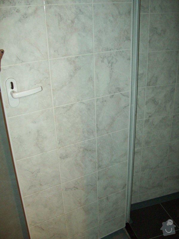 Rekonstrukce koupelny a WC v panelákovém bytě: 100_1215