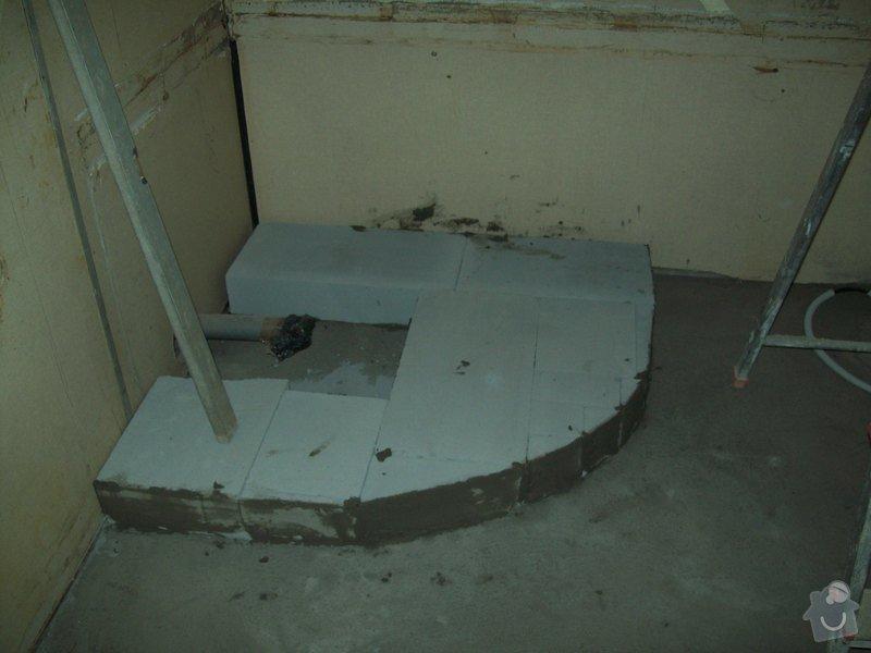 Rekonstrukce koupelny a WC v panelákovém bytě: 100_1135