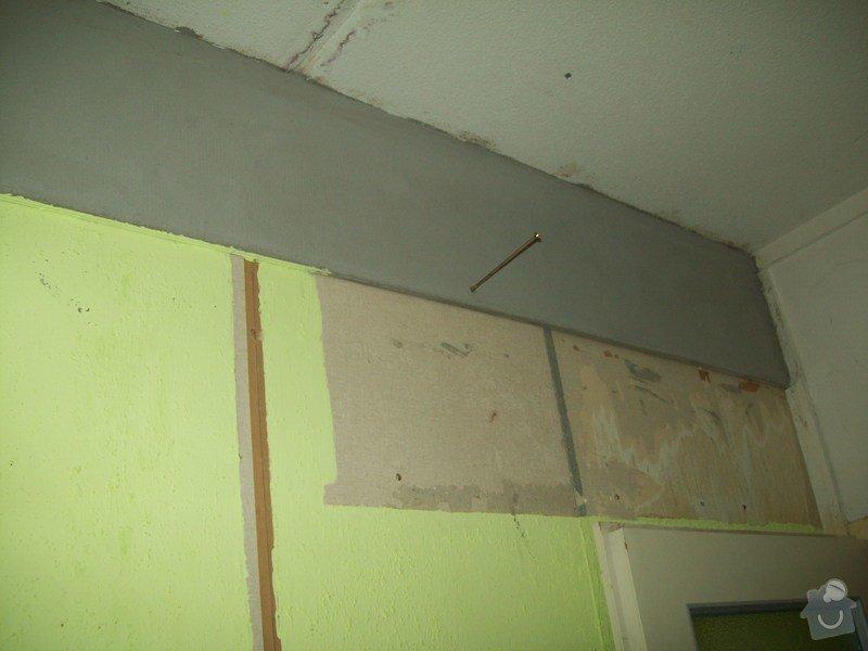 Rekonstrukce koupelny a WC v panelákovém bytě: 100_1141