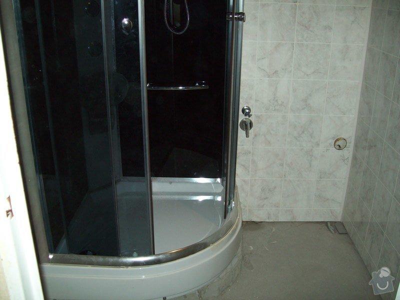 Rekonstrukce koupelny a WC v panelákovém bytě: 100_1157