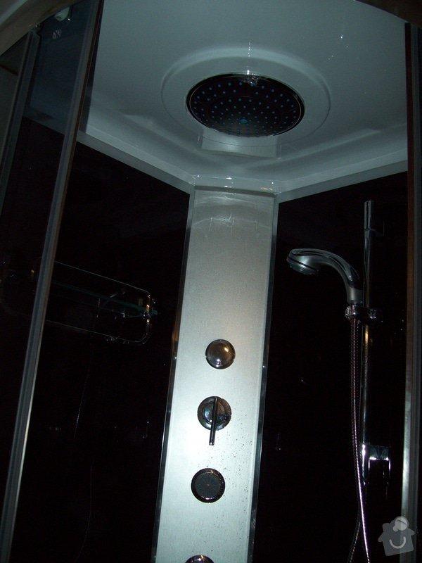 Rekonstrukce koupelny a WC v panelákovém bytě: 100_1159