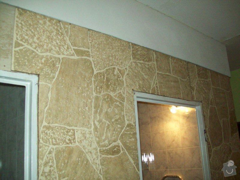 Rekonstrukce koupelny a WC v panelákovém bytě: 100_1166