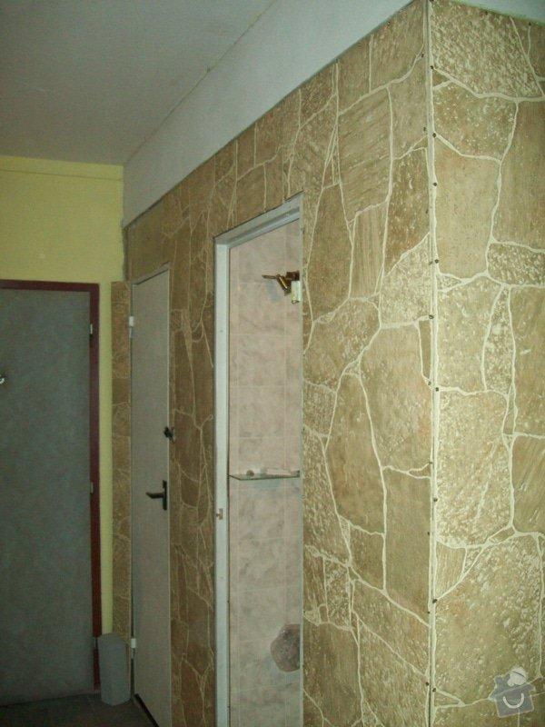 Rekonstrukce koupelny a WC v panelákovém bytě: 100_1171
