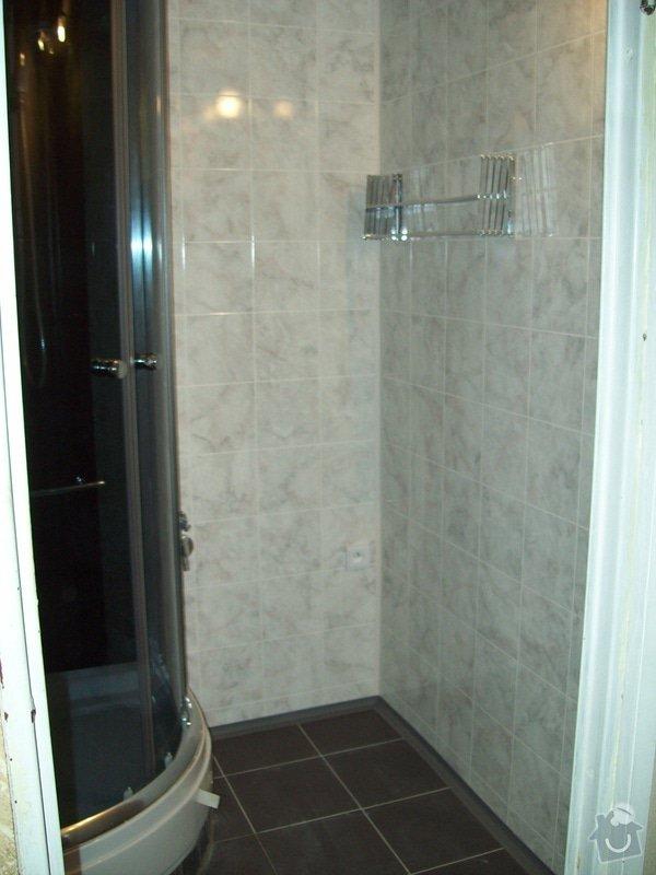Rekonstrukce koupelny a WC v panelákovém bytě: 100_1199