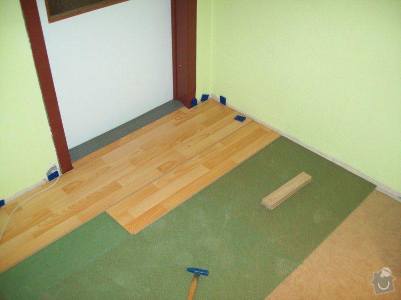 Plovoucí podlaha: 100_1204