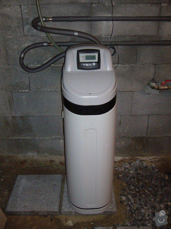 ZMĚKČOVACÍ AUTOMATICKÝ FILTR pro rodinný dům.: Změkčovací filtr na vodu