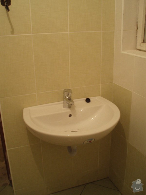 Rekonstrukce koupelny: PA240013